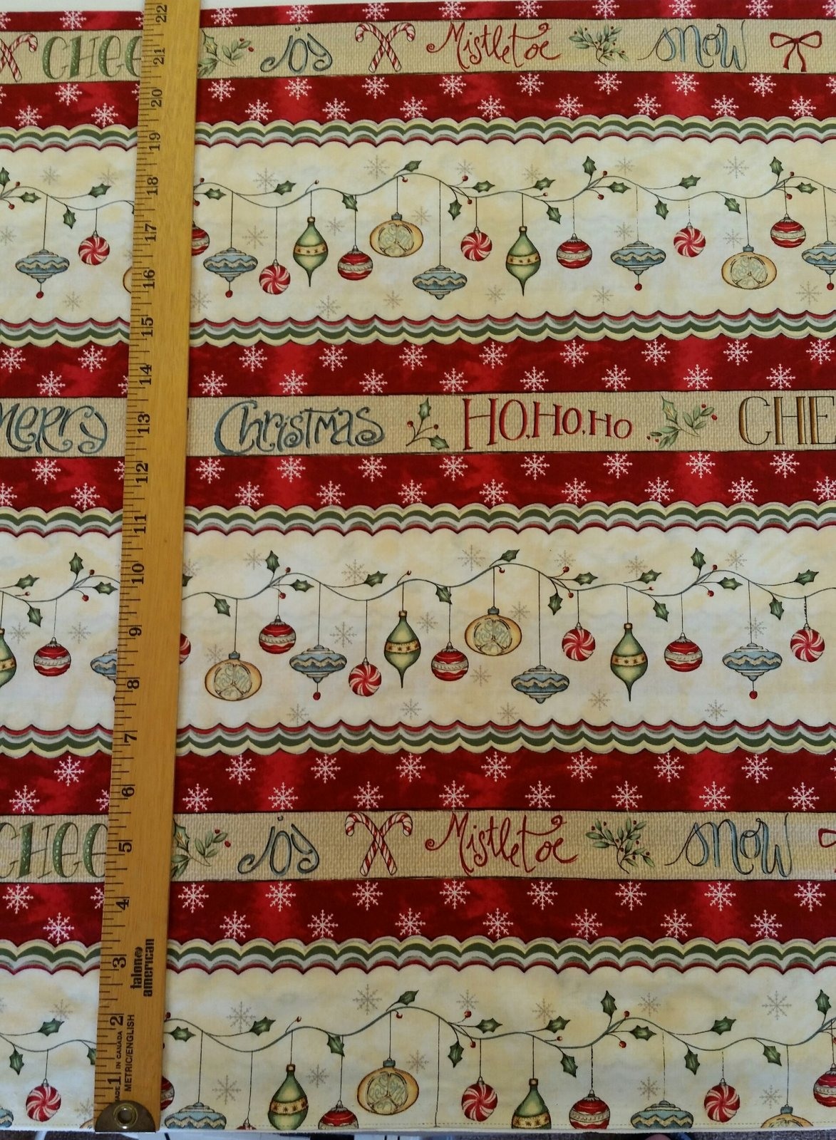 Christmas Whimsy-Red Rooster