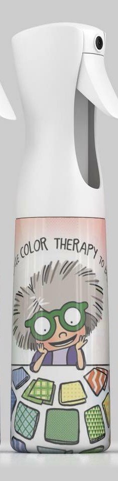 Misting Bottle-Color Therapy
