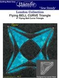 Flying Bell Curve Triangle 4-Low Shank