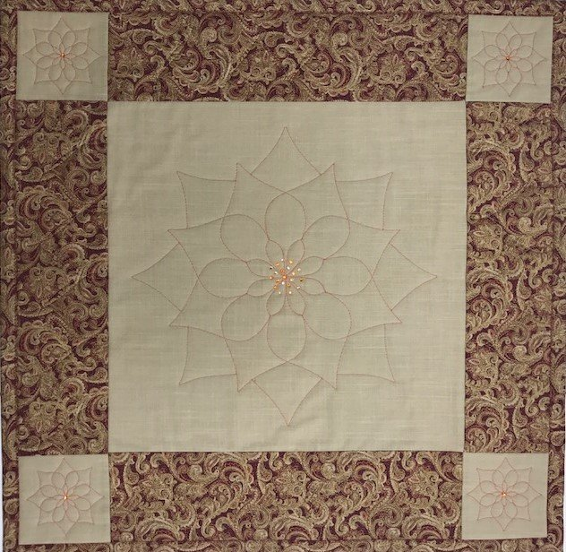 Sew Steady Quilt A Long #2  Fabric KIT