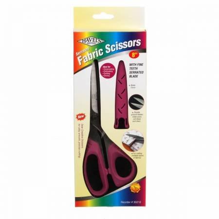Havel's Serrated Fabric Scissors-8