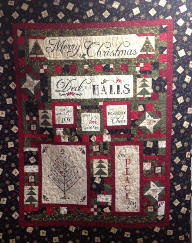 Heartfelt Holiday Pattern