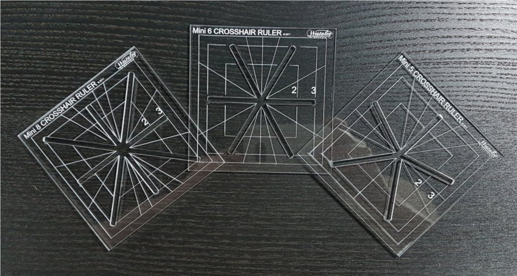 Crosshair Ruler-Mini