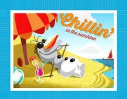 OLAF-Chillin Panel