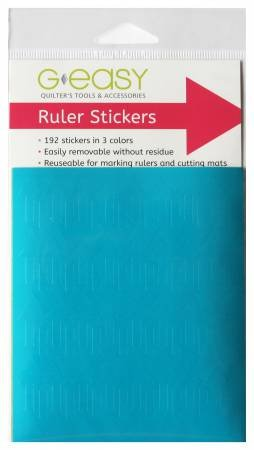 G-Easy Ruler Stickers