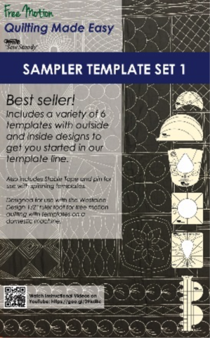 Westalee Sampler Template Set 1