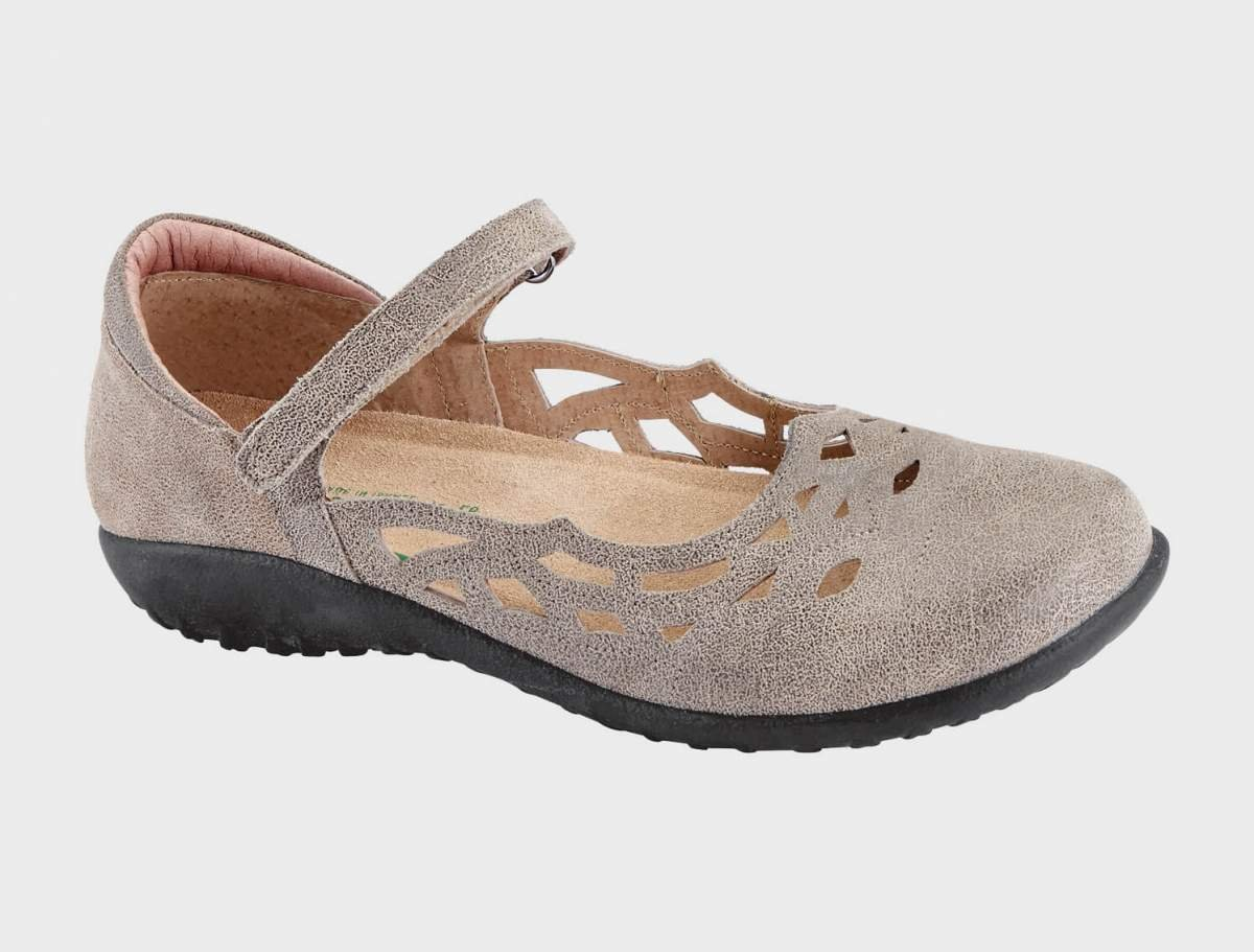 Naot Agathis - Speckled Beige Leather