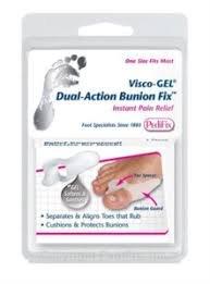 PediFix Visco-Gel Dual Action Bunion Fix