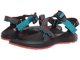 Chaco ZCloud- Blip Teal