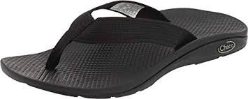 Chaco Flip Ecotread- Black