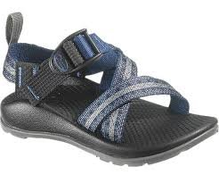 Chaco Child Z1 Ecotread- Blue Stakes