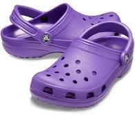 Classic Crocs- Neon Purple