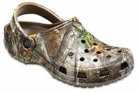 Classic Crocs- Realtree Edge