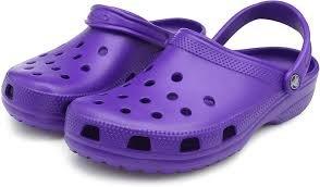 Classic Crocs- Ultra Violet