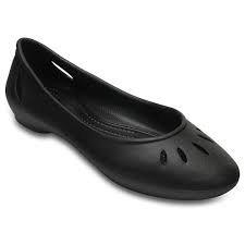 Crocs Kelli Work Flat
