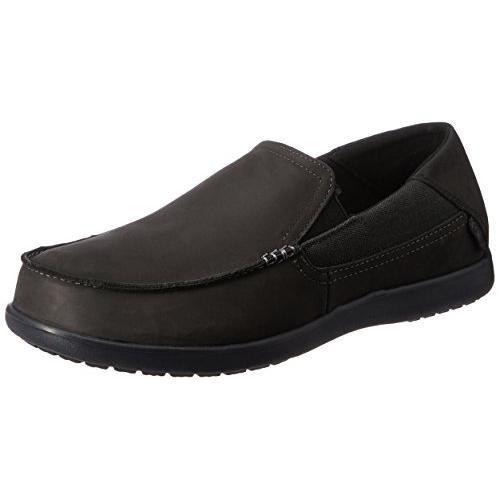 Crocs Santa Cruz 2 Leather- Black