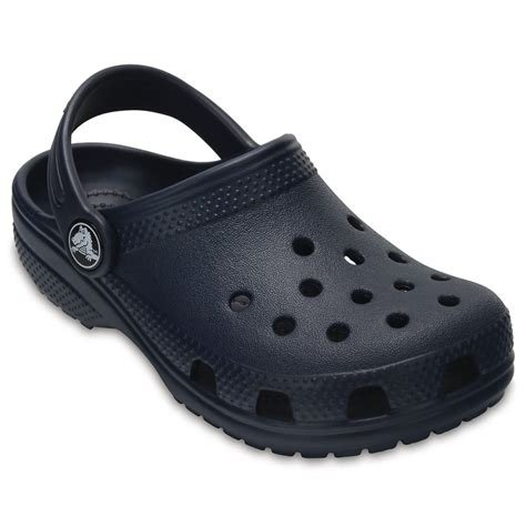 Youth Crocs- Navy