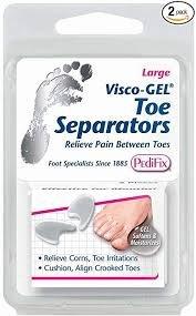 PediFix Visco-Gel Toe Separators