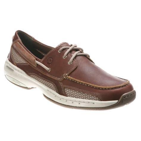 Dunham Captain Shoe- Brown