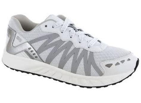 SAS Tempo-White/Silver