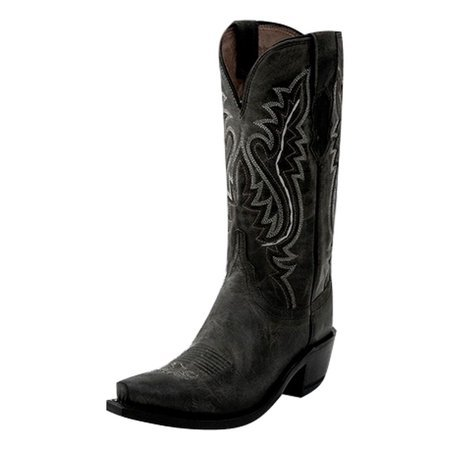Lucchese Cassidy- Chocolate and Beige