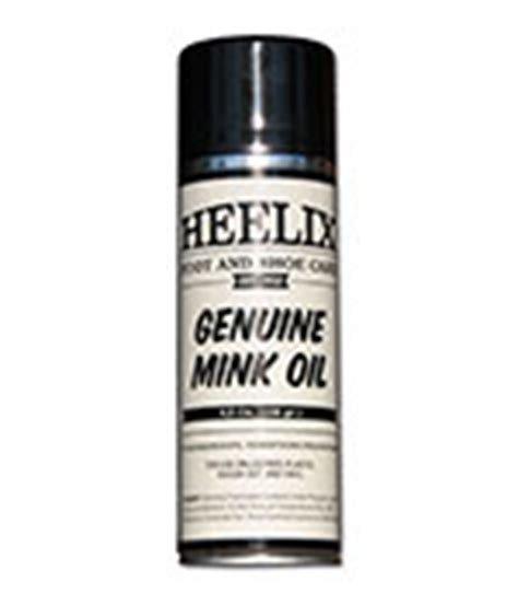 Heelix Mink Oil