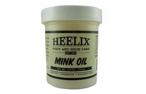 Heelix Mink Oil - 8 oz jar