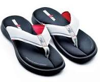 IronMan Orthopedic Sandals- Lani Grey/Rosso