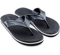 IronMan Orthopedic Sandals- Uhane Asphalt Black