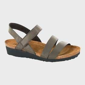 Naot Kayla -Crinkle steel leather
