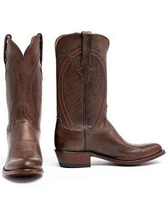 Lucchese Clint Boot- Peanut Brittle