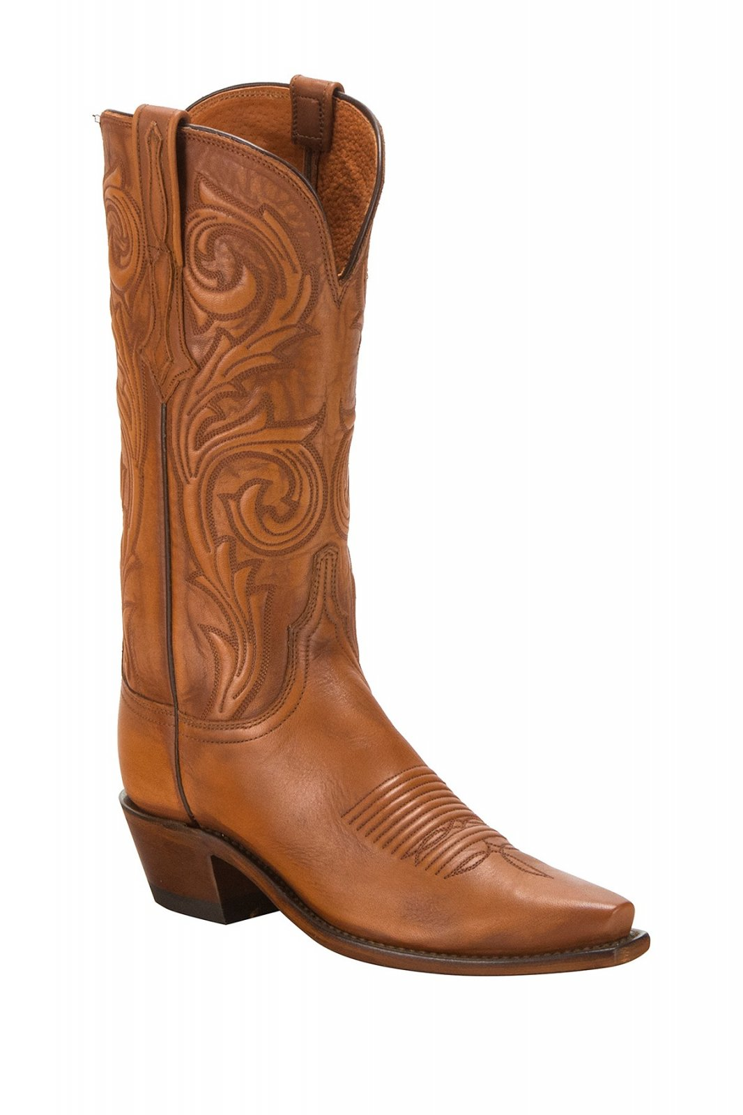Lucchese Gilmar- Antique Whiskey