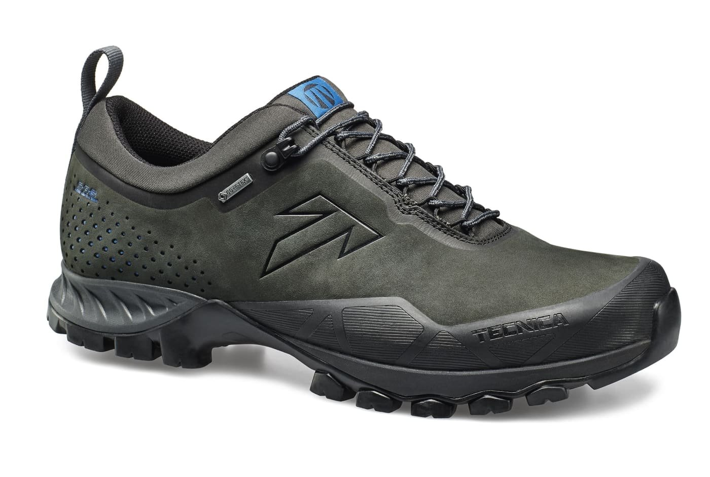 Tecnica Plasma GTX MS Hiking Shoe - Black SR Laterite