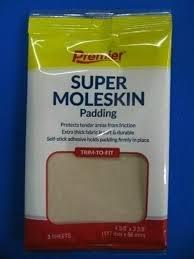 Premier Super Moleskin Padding
