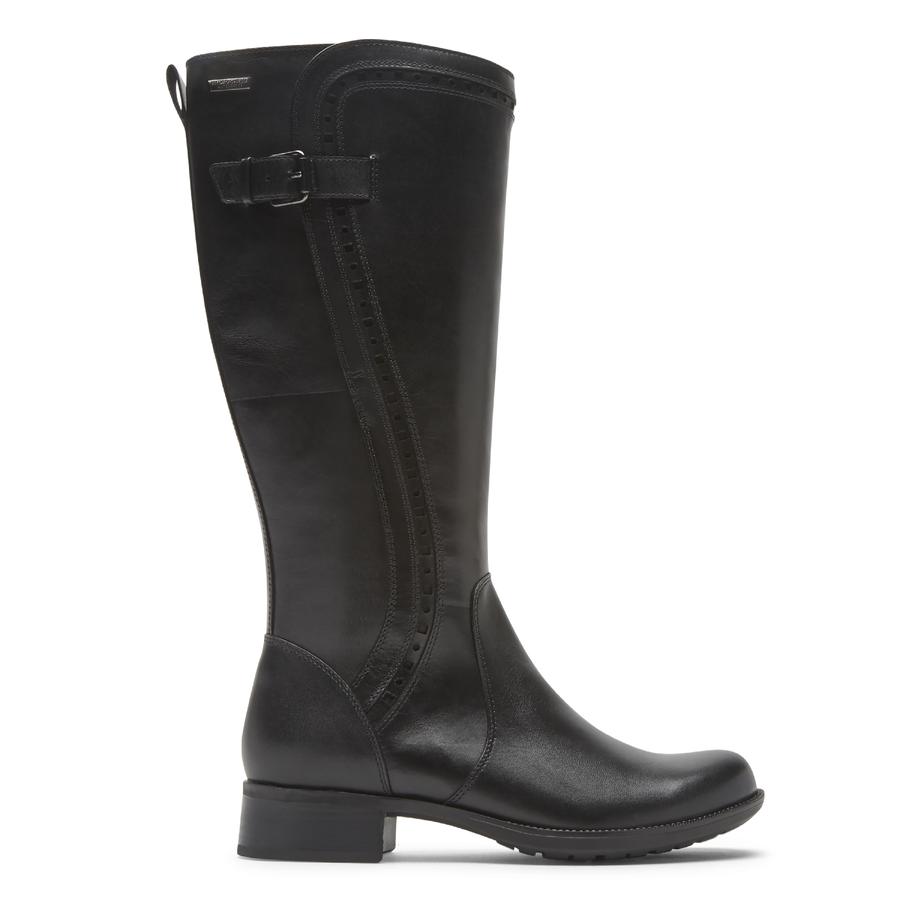 Rockport Coplet Tall Boot - Black