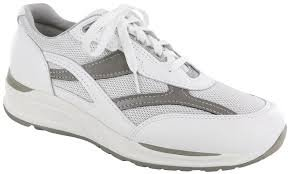 SAS Journey Mesh- Grey/White