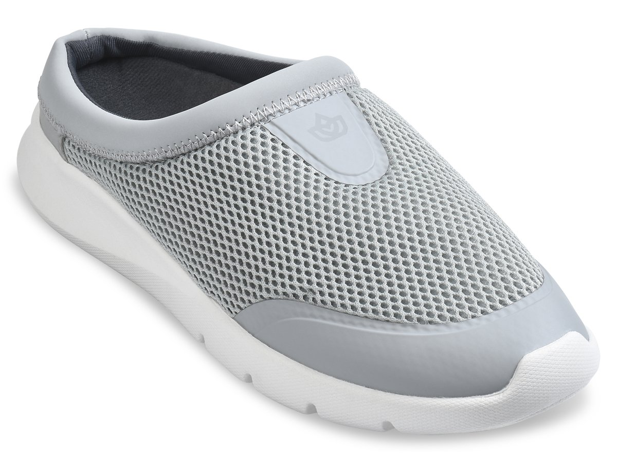 Spenco Grey Mesh Slide
