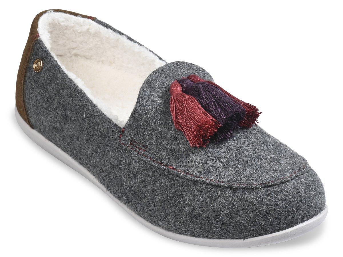 Spenco Hearthside Slipper - Grey