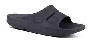 Spenco Womens Slide- Black