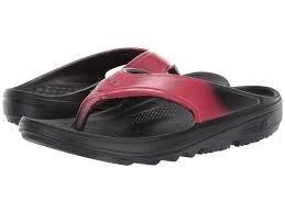 Spenco Womens Flip Flops- Magenta Fade