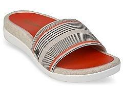 Spenco Womens Sunset Slide- Desert Stripe