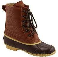 Superior 6 Eye Duck Boot