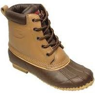 Superior 5 Eye Duck Boot