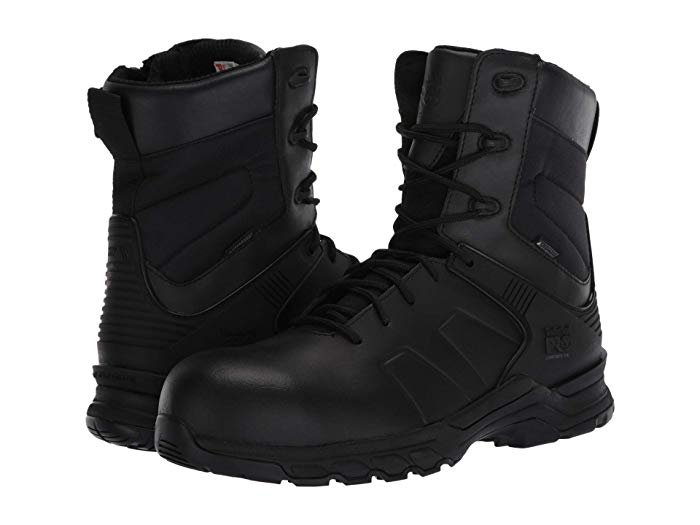 Timberland Black Pro Hypercharge 8 (Mens)