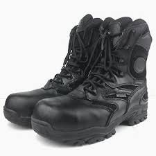 Thorogood Duece Z-Trac 8- Black (Mens)