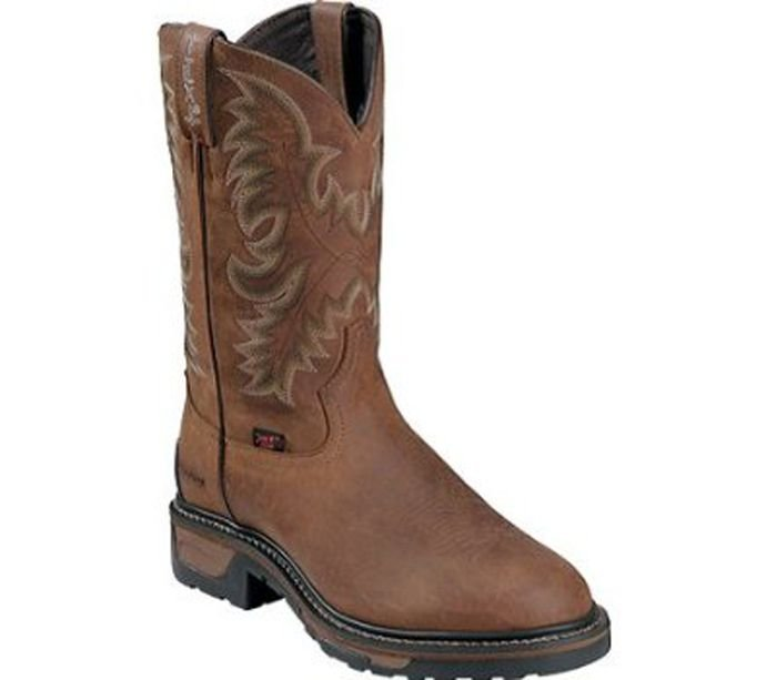 Tony Lama Harlingen TW1018- Tan Cheyenne