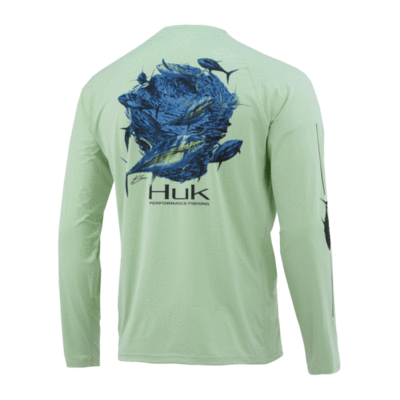 Huk Pursuit- Tuna Baitball