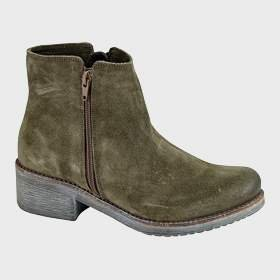 Naot Wander - Oily Olive Suede