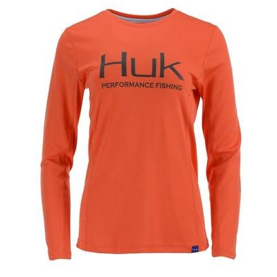 Huk Women's Icon X- Coral