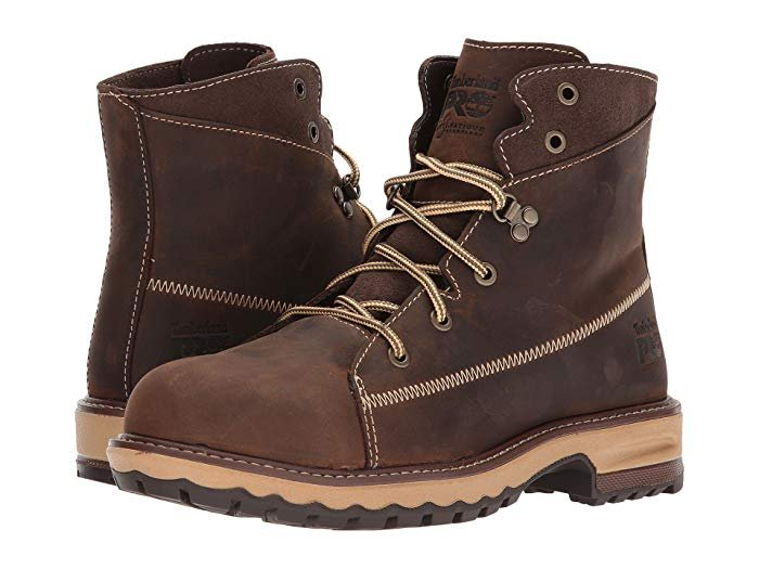 Timberland Brown Pro Hightower 6